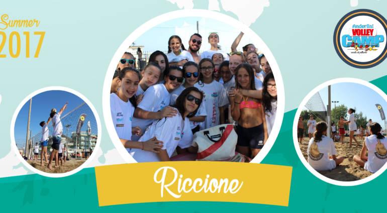 Una settimana a Riccione, tra Beach Volley, mare e tanto divertimento!