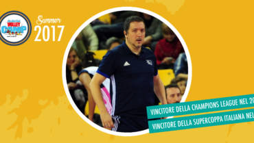 Mauro Chiappafreddo Special Guest all'Anderlini Special Camp!