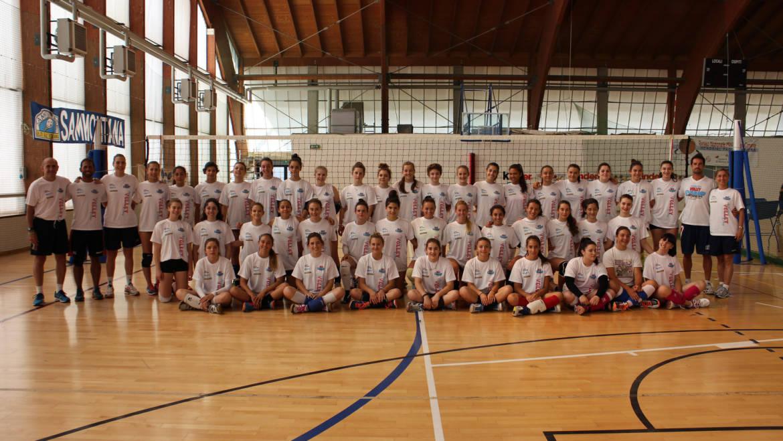 Corso di aggiornamento per allenatori con Giovani Caprara!
