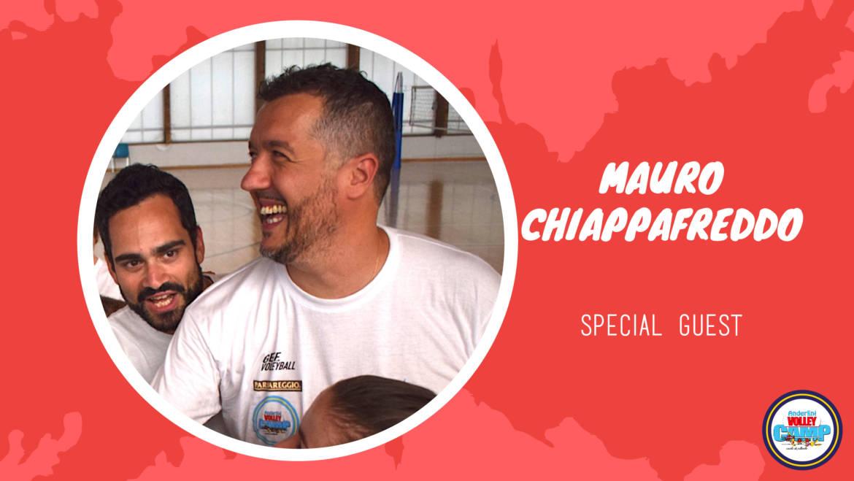 MAURO CHIAPPAFREDDO SPECIAL GUEST ALLA SPECIAL 1!