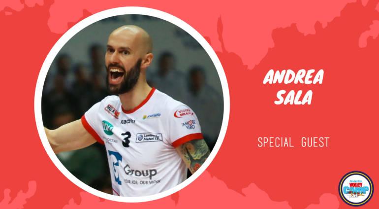 ANDREA SALA SPECIAL GUEST ALLE DUE SETTIMANE DI SPECIALIZZAZIONE!