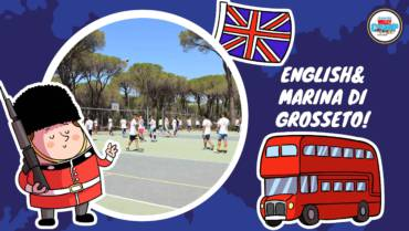 L'ANDERLINI VOLLEY CAMP DI MARINA DI GROSSETO PARLA INGLESE!