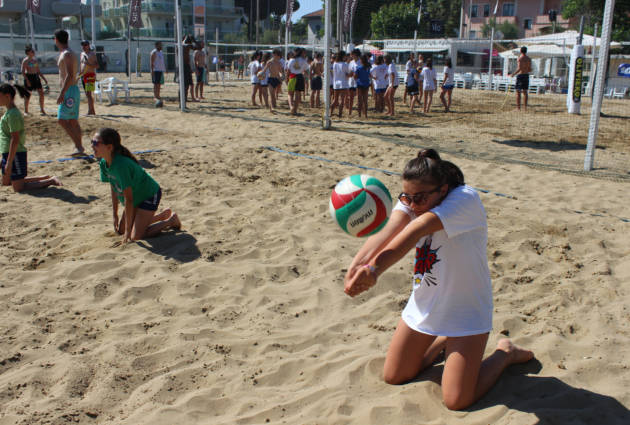 anderlini volley camp