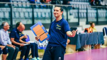 NICOLA NEGRO TORNA ALL'ANDERLINI VOLLEY CAMP PER IL SECONDO ANNO!