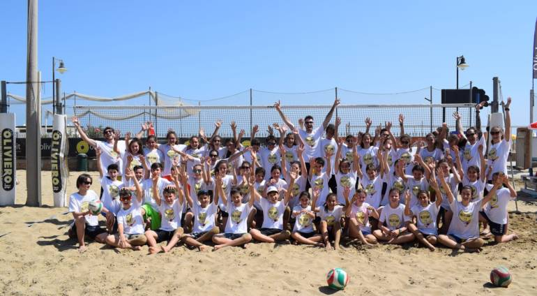 270 GRAZIE PER LA BELLISSIMA ESTATE DELL'ANDERLINI VOLLEY CAMP 2019