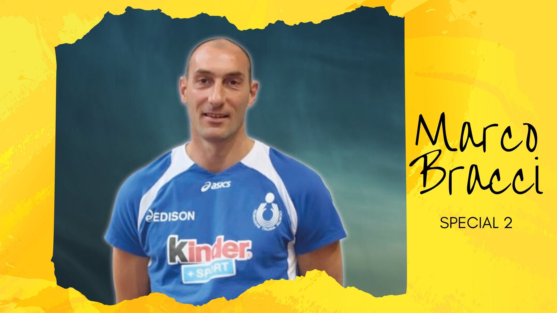 IL FENOMENO MARCO BRACCI TORNA ALL'ANDERLINI VOLLEY CAMP!