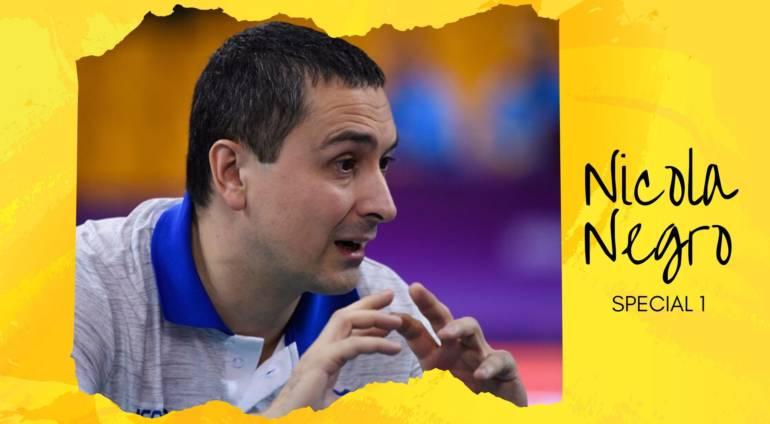 NICOLA NEGRO E' IL PRIMO OSPITE DELL'ESTATE 2020!